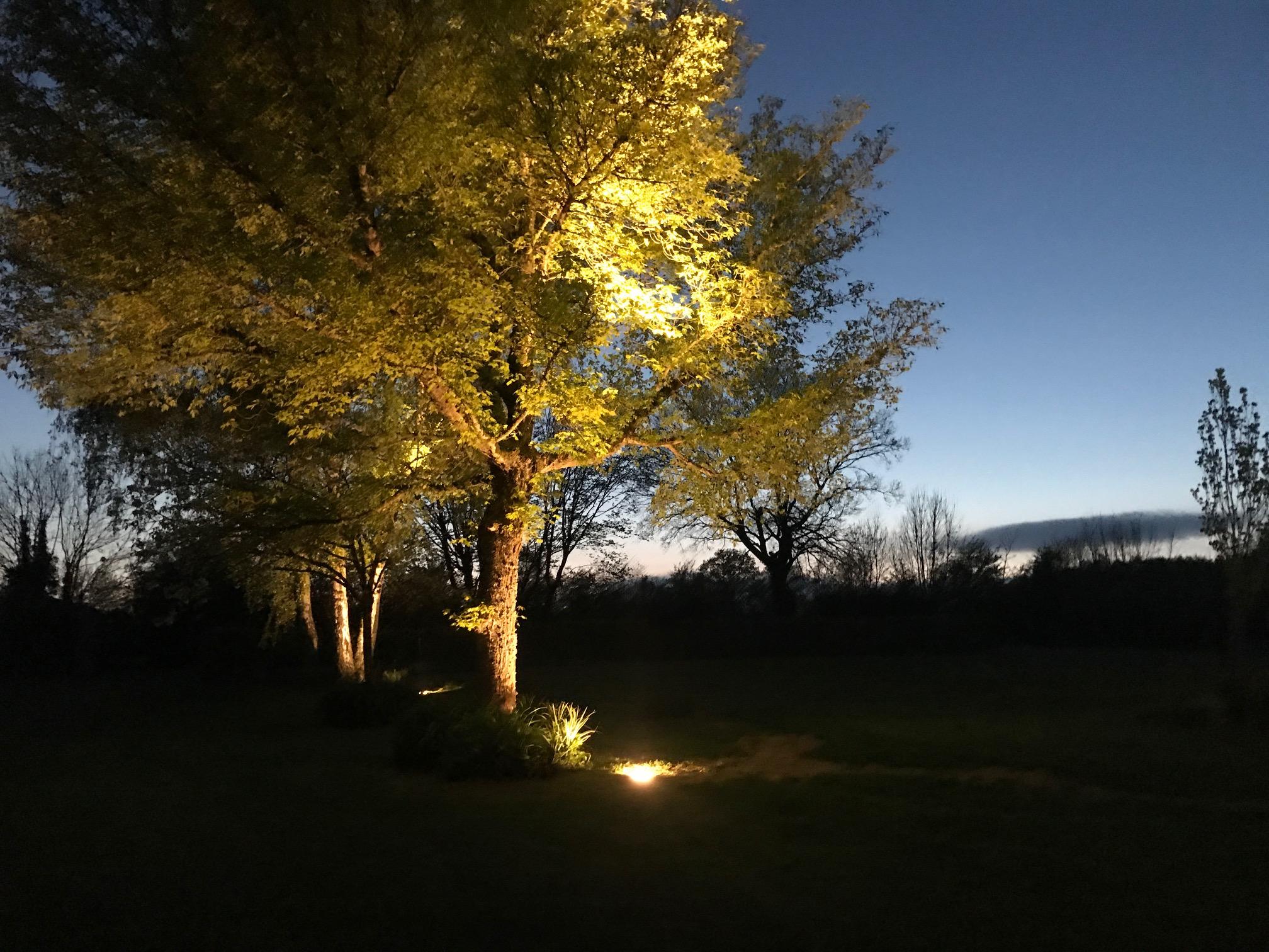 Eclairage extérieur Cormeilles