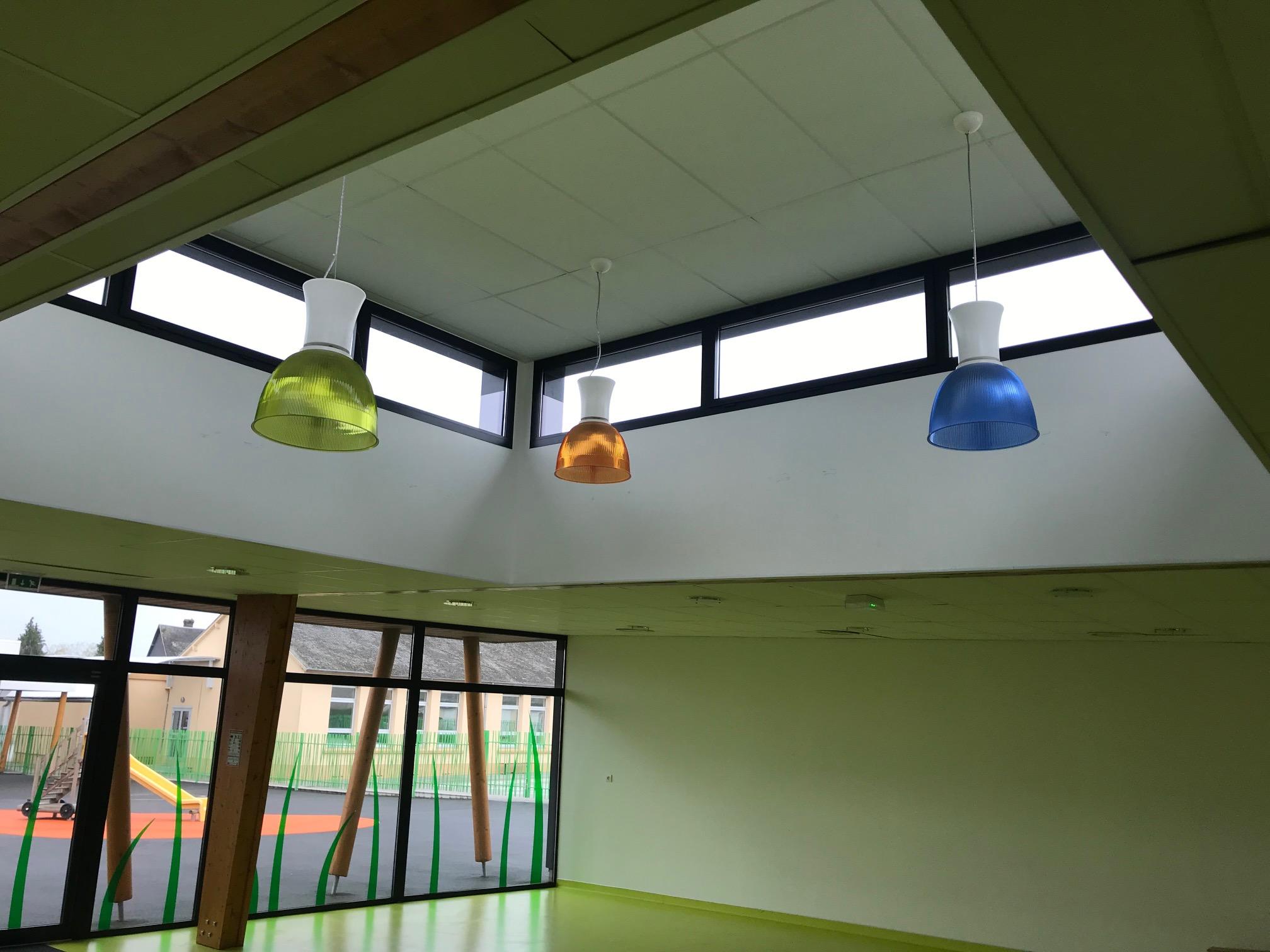 Installation électrique salle des associations Eure